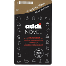 Addi Novel circular needles 80cm