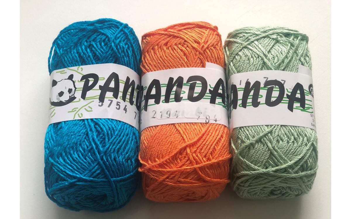 NEW BAMBOO YARN PANDA BAMBOO