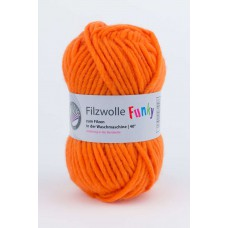 Filzwolle Funky (6 colors) NEW