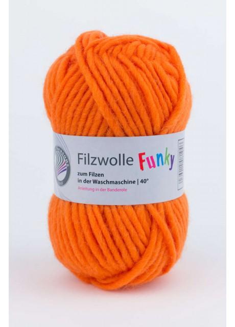 Filzwolle Funky (6 colors)