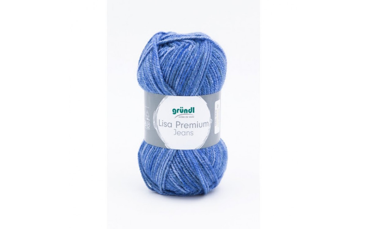 NEW YARN- LISA JEANS