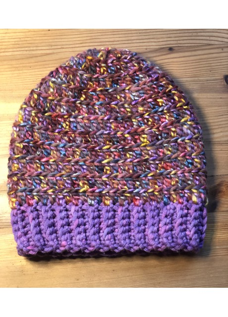 Crochet hat  Balanzone no. 52-56