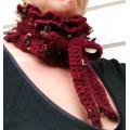 Crochet neckwarmer Marie