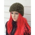 Knitted hat Snower no. 56-58