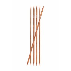 Knitpro Sock Needles Ginger 15cm
