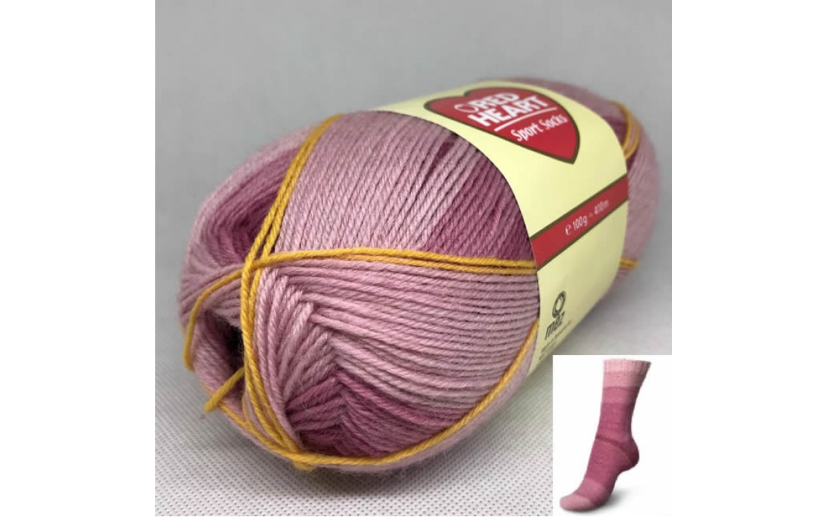 NEW SOCK YARN SPORT SOCKS