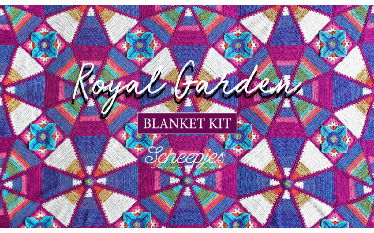 Scheepjes The Royal Garden kit