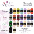 CAL Rozeta  Color Crafter 2019