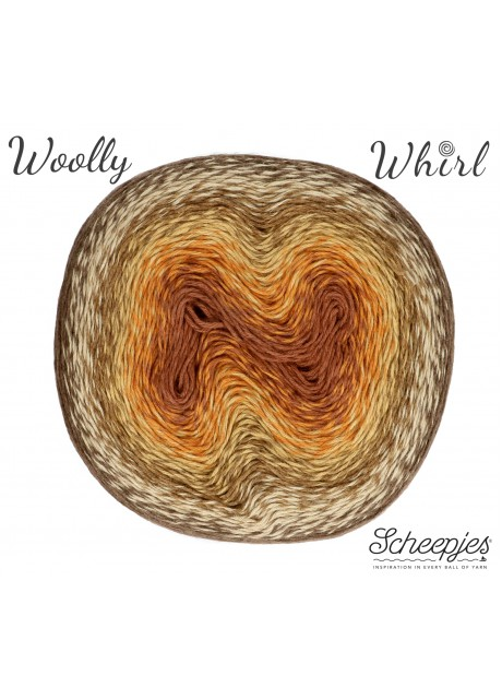 Woolly Whirl (3 colors)