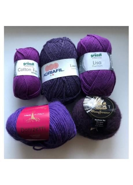Surprise package Purple
